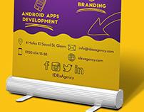 Roll Up Design | IDEx Agency