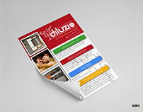 Brochure Diluzio Falegnameria 🏭