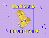 TROPICANA   PRODUCT ADVERTISING