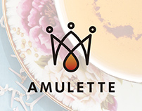 "Logo Design ""AMULETTE"""