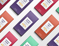 Packaging Design for Artisan Chocolatier