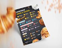 TESCO - Bakery infographic