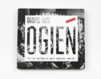 Album Cover / Gospel Rain. OGIEŃ