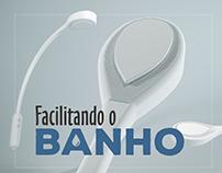 Facilitando o Banho - Design Universal