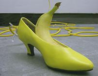 Electric Banana Installation
