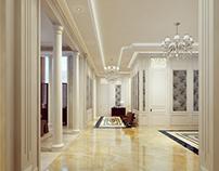 Hotel/Apartment Interiors