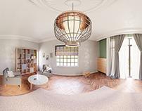 Bedroom 360º VR 4K