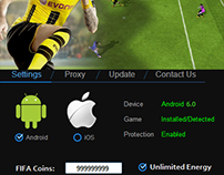 FIFA 17 Mobile Soccer Hack iOS & Android Online Tool