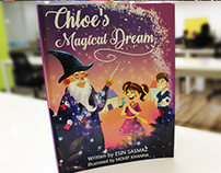 Chloe's Magical Dream | Children's Book Project