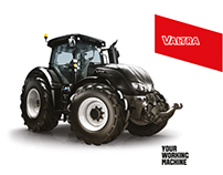 Valtra Brand Identity Renewal