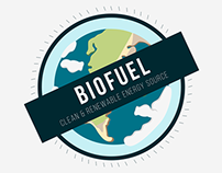 Biofuel Infographic | Motion Design Video