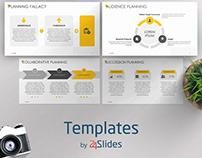Planning Slides Presentation Template | Free Download