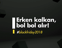 #BlackFriday2018