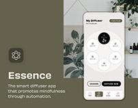Smart Diffuser App