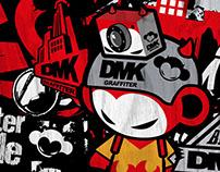 Devil monkey 'DMK' (version-3)