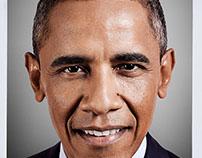 Esquire - 80th Obama Cover