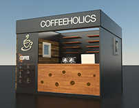 Coffeholics mini shop