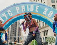 Princess Nokia @ NYC Pride