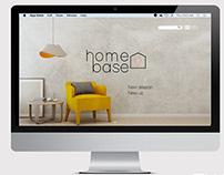 New Brand identity for Homebase.