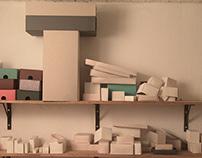 Caixa de caixinhas