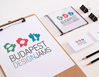 Budapest Design Jams logos
