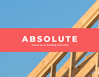 """ABSOLUTE"" Online store building materials"