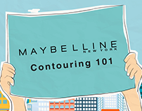Maybelline PH Contouring 101 Animation