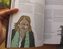 Ilustraciones Revista PAT