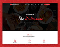 Restaurano - Restaurant HTML Template
