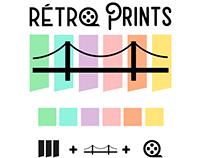LOGO - Rétro Prints