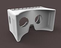 Óculos VR + Impressão 3D | 2015