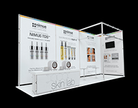 Nimue Skin Technology - Dubai Expo Stand
