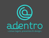 Adentro: coisas legais, presentes e design