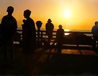Santa Monica Pier - Dane Shakespear