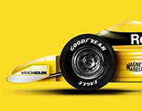 Renault Historic F1