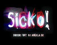 Sicko - Free Font