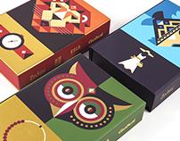 Luxoro+Zechini — Packaging