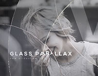 Glass Circles Parallax Slideshow