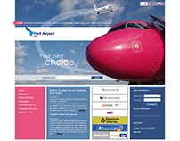 Proposed Study Forlì Airport Website 2012