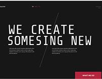 Soul project/ WEB- design