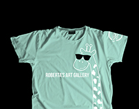 Roberta's Art Gallery T-shirt