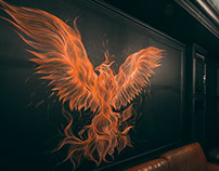 PHOENIX / mural art