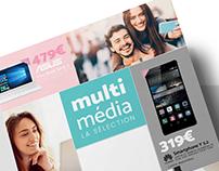 Multimédia, la sélection - Identity & Visual design
