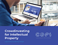 CO-FI Crowdinvesting for Intellectual Property