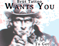 Brüt Tattoo Advertisements