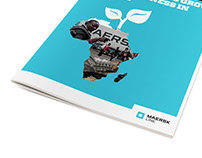 Maersk Line: Growing Opportunities in Africa Brochure