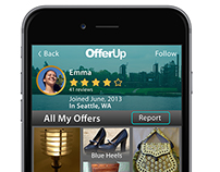 OfferUp: App Redesign Concept