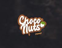 ChocoNuts / Logo