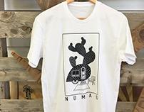 Nomad Shirt Design