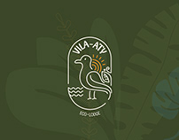 Identidade Visual - Vila Aty Eco Lodge